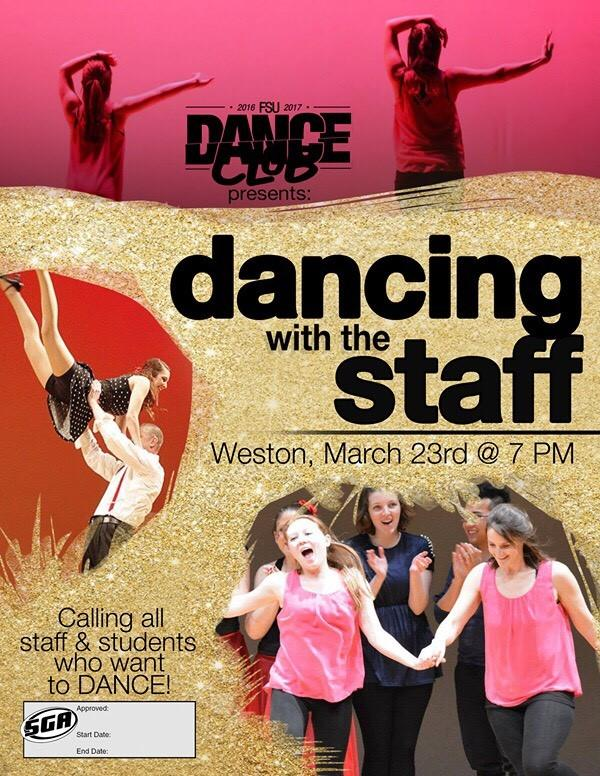 FSU%26%23039%3Bs+Dance+Club+Presents+4th+Annual+Dancing+With+the+Staff.+Come+Get+Swept+Off+Your+Feet%21