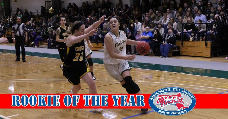Kyra+Rose+Snags+MASCAC+%26%23038%3B+ECAC+DIII+Rookie+of+The+Year