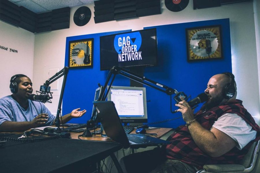 An Undeniable Chemistry: How Two Sports Fanatics Found Their Passion for Radio