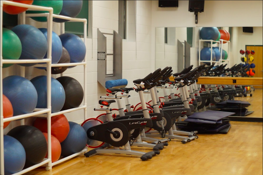 New at the Rec Center: Group Exercise Classes