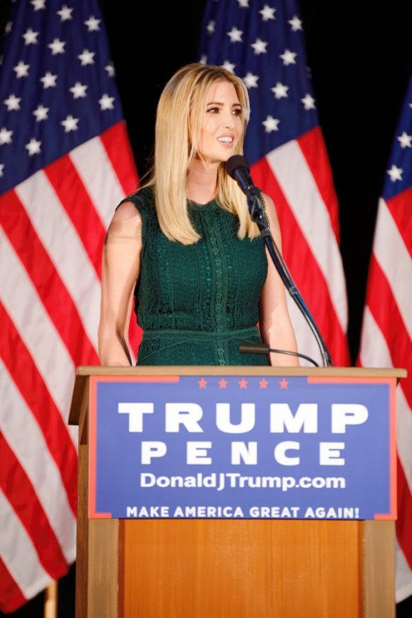 Ivanka Trump By_ Michael Vadon