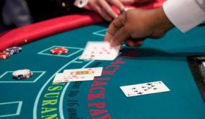casino night blackjack