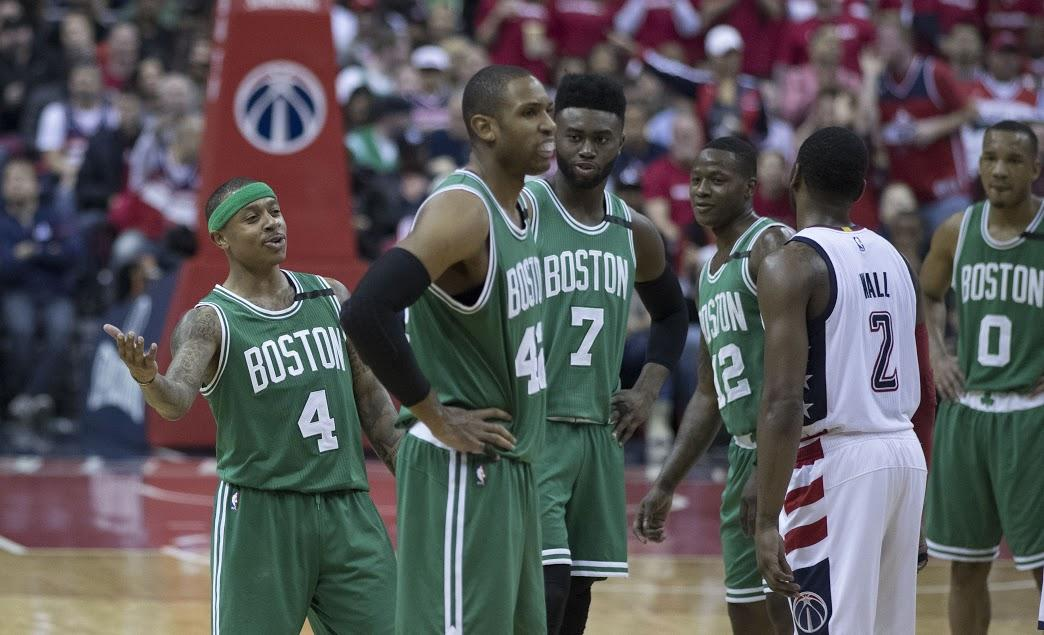 Celtics at Wizards 5/7/17