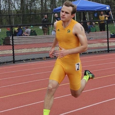 """""""Falcons always fly together""""—Student-athlete reflects on indoor track and field season cut short by COVID-19"""