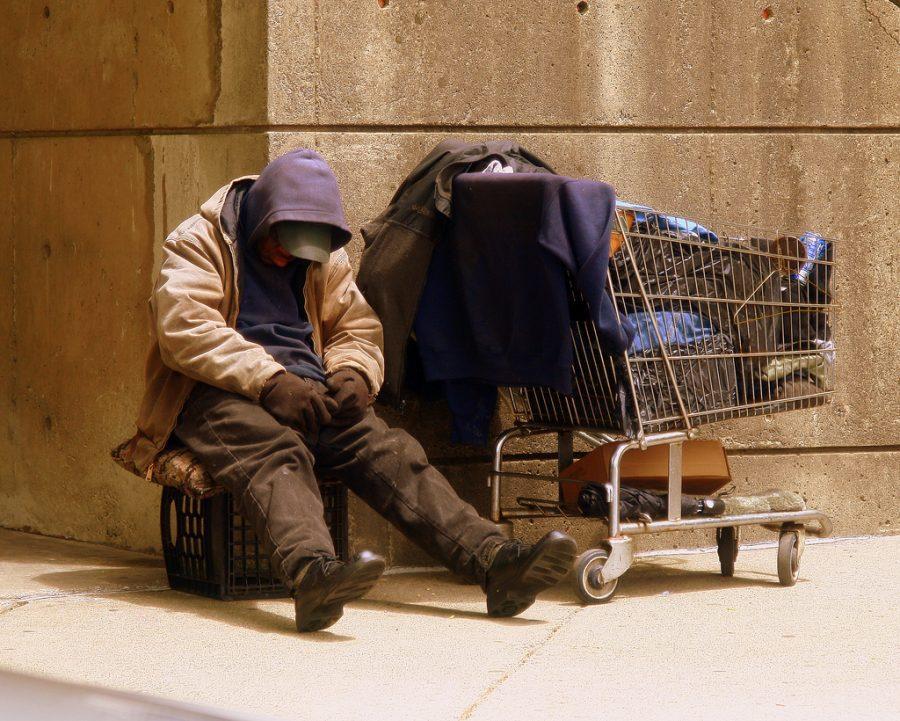 Homeless-exclusive quarantine shelter set up on Walnut Street