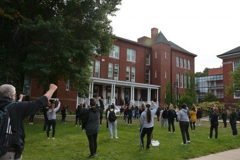 SAAC Hosts Unity Rally Supporting Black Lives Matter