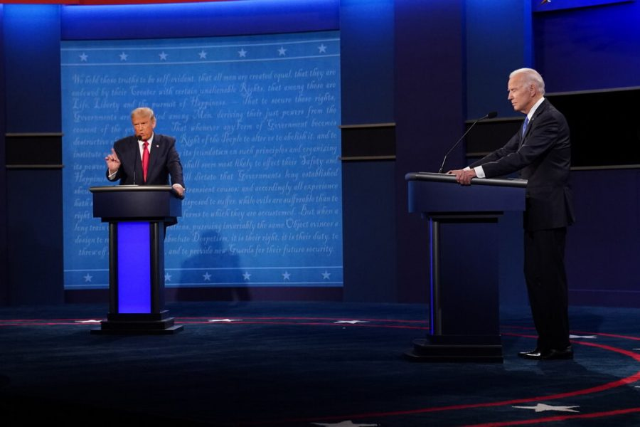 Reaction+To+The+Second+And+Final+Presidential+Debate