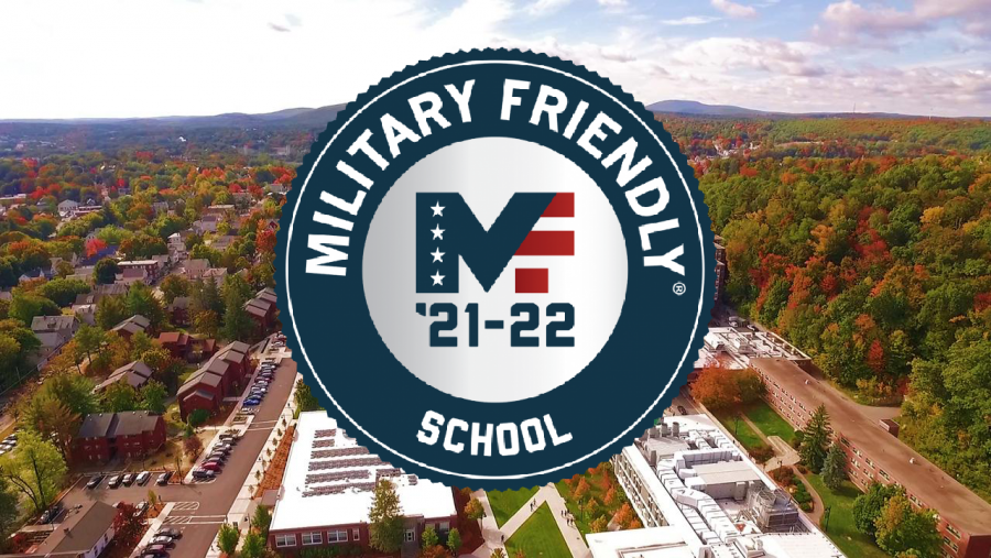 Fitchburg State was once again named as a Military Friendly institution for 2021-2022.