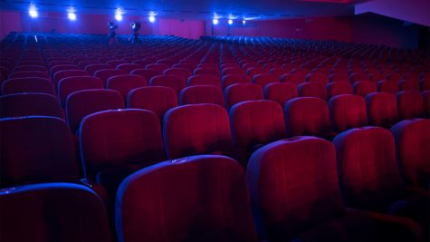 Movie theaters have been greatly impacted by the pandemic. Photo courtesy of ABC7 New York.