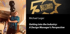 Fitchburg Native and Blizzard Entertainment Design Manager Gives Talk for Game Design Students