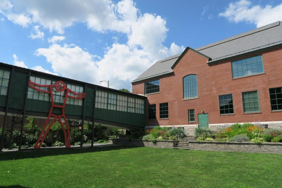 The Fitchburg Art Museum is accessible to FSU students and offers access to a virtual exhibit. Photo courtesy of John Phelan.